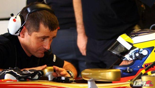 El español Toni Cuquerella, nuevo coordinador de ingenieros de Ferrari