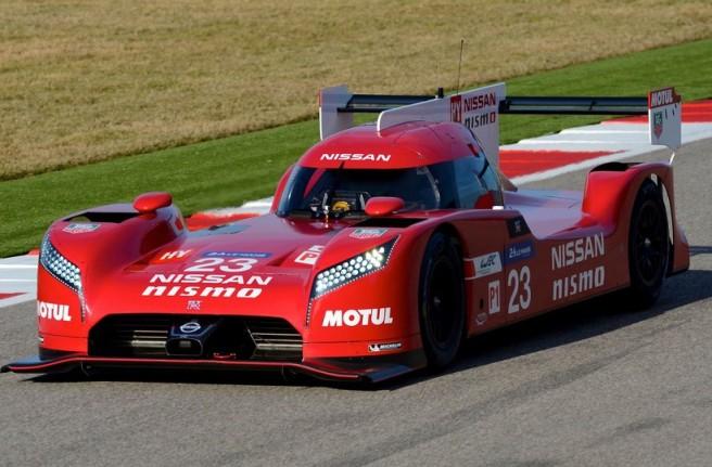 El nuevo Nissan GT-R LM Nismo competirá en Le Mans 2015