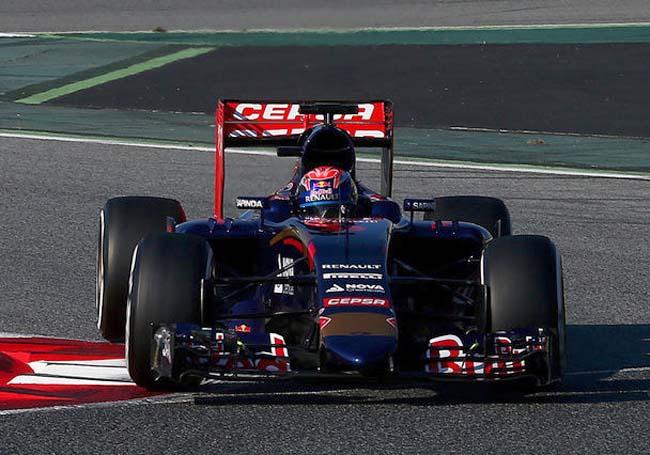 Max Verstappen, el más activo del día de hoy, con casi 100 vueltas recorridas
