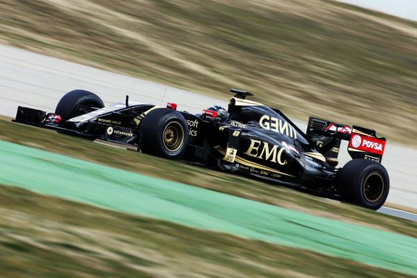 Romain Grosjean no ha brillado como el pasado domingo