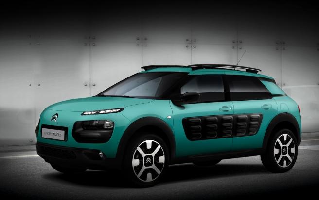 Nuevo motor PureTech 82 Euro 6 para el Citroën C4 Cactus