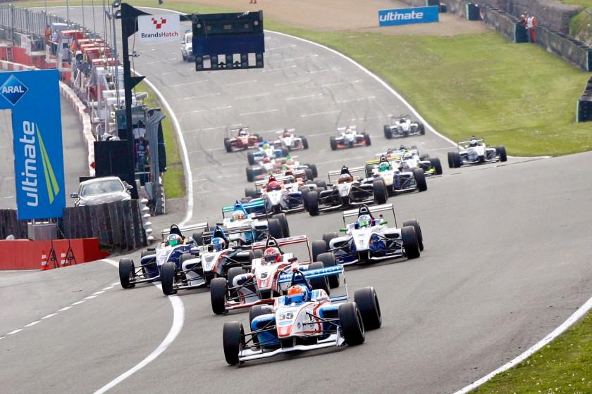 España se queda sin campeonato nacional de Fórmula 4