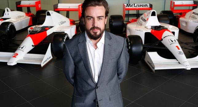 Fernando Alonso, salpicado por el escándalo de la Lista Falciani