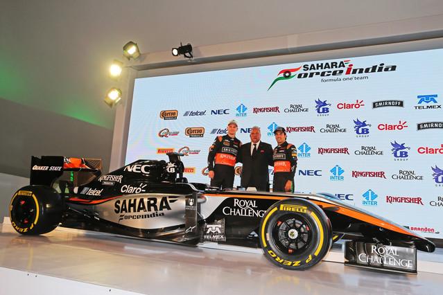 Force India podría no estar tampoco en Barcelona el próximo 19 de febrero