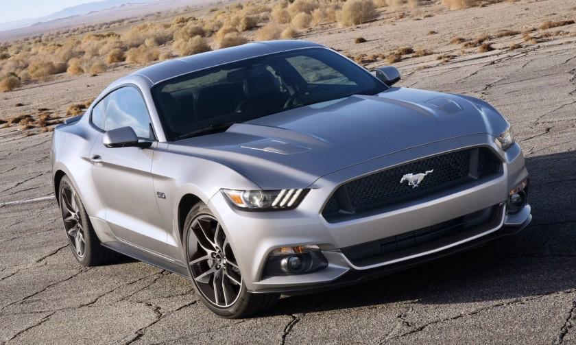 El nuevo Ford Mustang, uno de los 10 finalistas al premio al Mejor Coche del Año del Mundo 2015