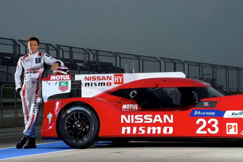 Jann Mardenborough, nuevo piloto de Nissan para el Mundial de Resistencia de 2014