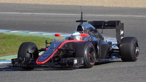 Fernando Alonso y McLaren protagonizaron la gran decepción del día