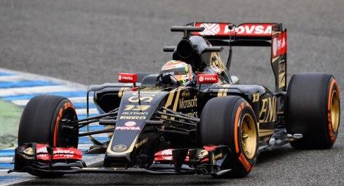 El nuevo Lotus E23 por fin ha podido rodar en Jerez
