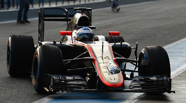 Fernando Alonso sigue con sus problemas a bordo del McLaren Honda