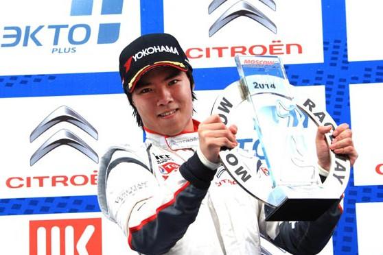 Ma Qing Hua correrá con Citroën toda la temporada 2015 del WTCC