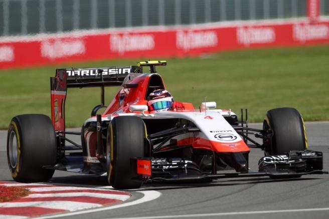 Marussia vuelve a la F1 como Manor Marussia