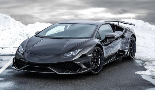 Mansory Lamborghini Huracan, una desmesura de potencia y lujo