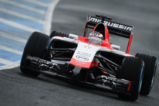 Los equipos bloquean la vuelta de Marussia con el coche de 2014