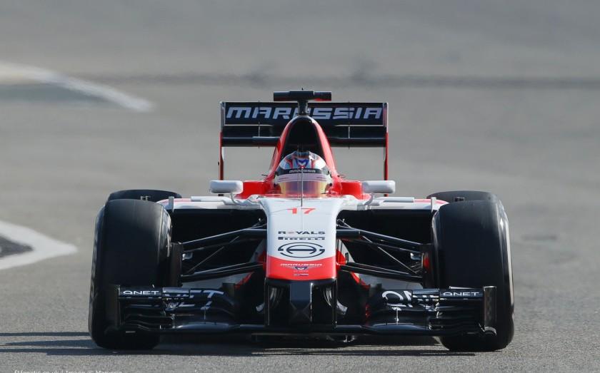 Marussia, dispuestos a volver a la F1 contra viento y marea
