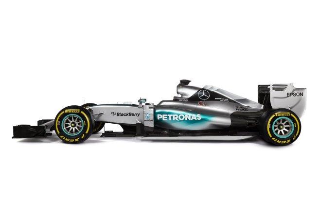 El Mercedes de 2015 será de nuevo el rival a batir
