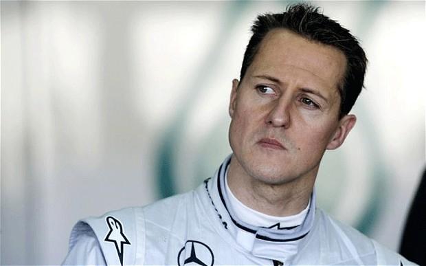 La recuperación de Schumacher, lenta y costosa