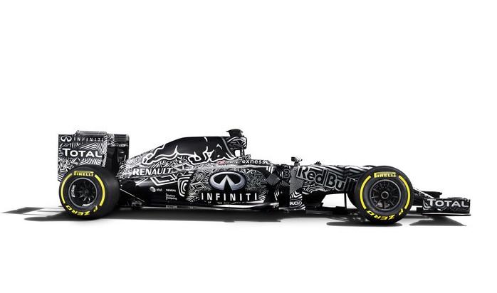 El nuevo RB11, el último coche con el diseño de Adrian Newey