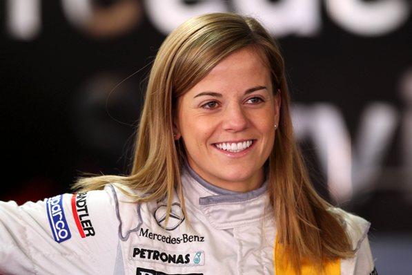 Susie Wolff se subirá al Williams FW37 el primer día de pruebas en Barcelona