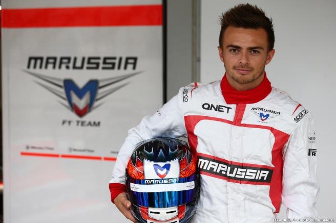 El británico Will Stevens, primer fichaje de la nueva Manor Marussia