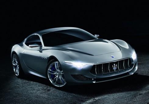 Maserati Alfieri Concept, premio Concept Car of the Year
