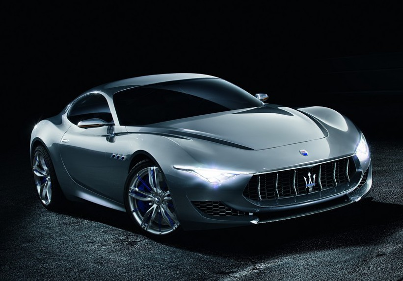 Maserati Alfieri Concept, premio Concept Car of the Year