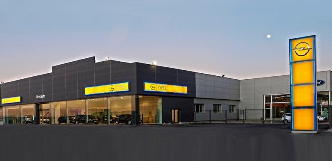 La Red de Concesionarios Opel, condenada por la CNMC por prácticas monopolísiticas