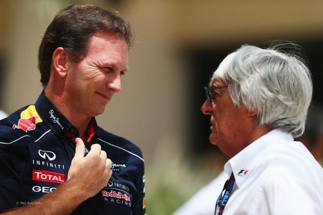 Bernie Ecclestone respalda las denuncias de Red Bull ante la FIA