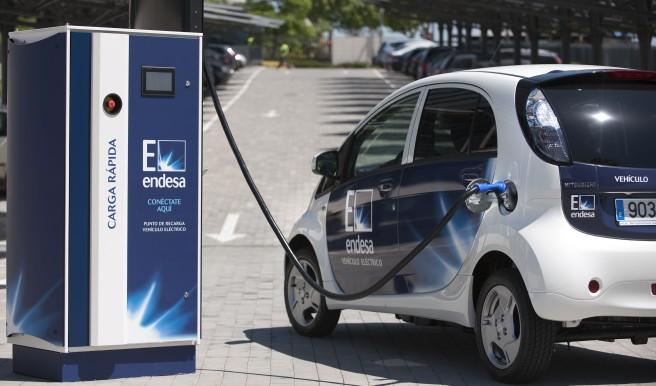 Endesa ha triplicado el número de puntos de recarga para vehículos eléctricos en cuatro años