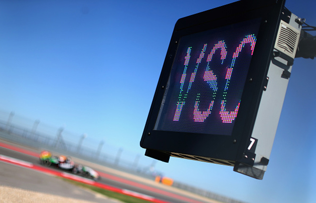 La temporada 2015 traerá la llegada del Safety Car Virtual
