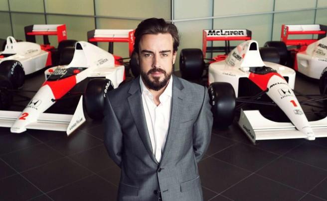 Continúan las dudas sobre el estado físico de Fernando Alonso
