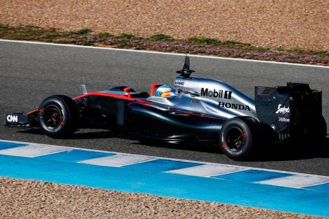 McLaren Honda, la gran decepción de la pretemporada