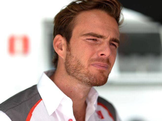 Giedo Van der Garde, vencedor en su batalla legal contra Sauber