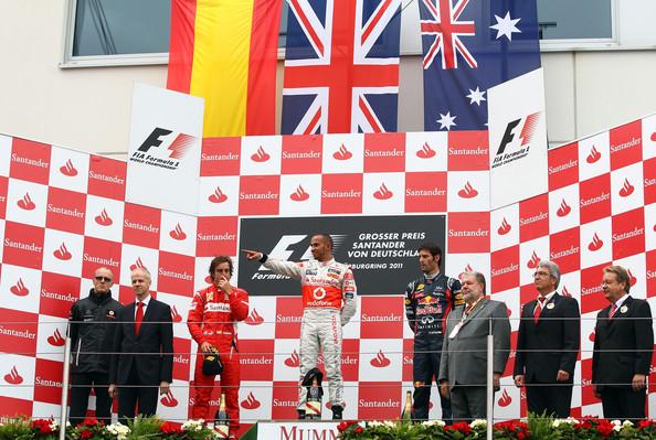 Suspendido el GP de Alemania 2015 en Nürburgring