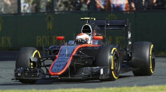 Desastroso fin de semana para Jenson Button y McLaren