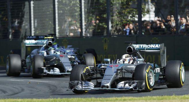 Se confirmó el dominio apabullante de Mercedes