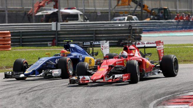 Sebastian Vettel dio una auténtica lección en Sepang