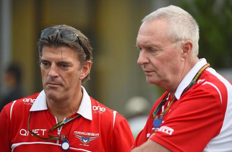 Graeme Lowdon y John Booth seguirán al frente del equipo Manor Marussia