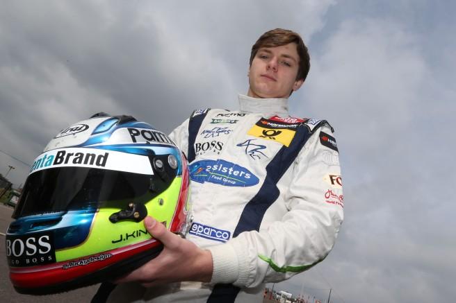 Jordan King, nuevo piloto probador de Manor