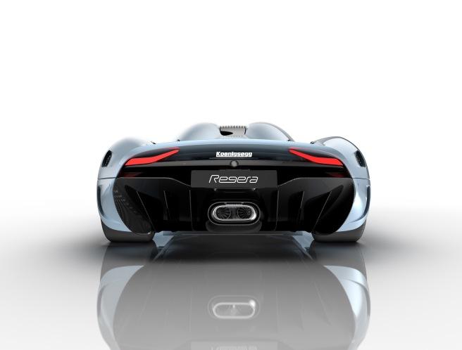 Un coche imponente, se mire por donde se mire