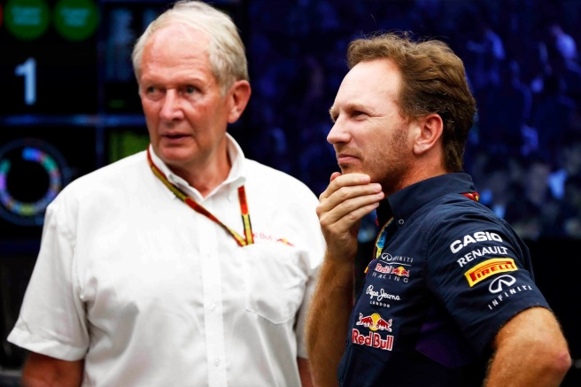 Helmut Marko y Christian Horner cargan contra la FIA