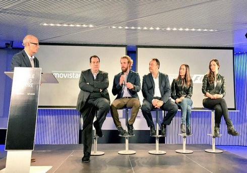 Presentada la oferta de Movistar TV para la temporada 2015 de Fórmula 1
