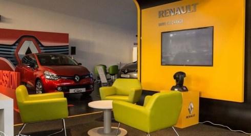 Renault trae a España Renault St@re, su nuevo concepto de concesionario