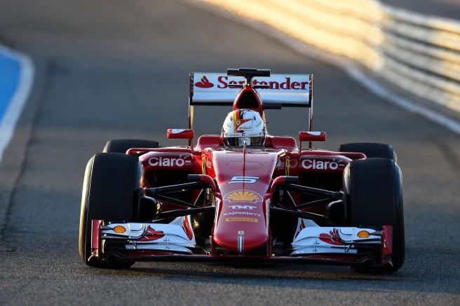 Sebastian Vettel llega a Ferrari en el mejor momento