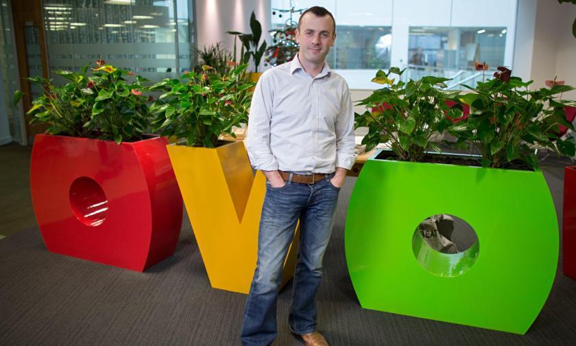 Stephen Fitzpatrick, dueño y fundador de la compañia Ovo Energy y nuevo mecenas de Manor