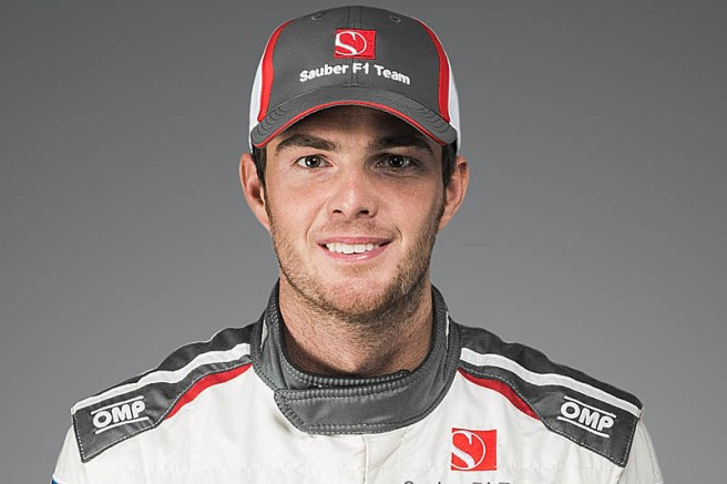 Giedo Van der Garde demanda a Sauber por un puesto en la parrilla de 2015