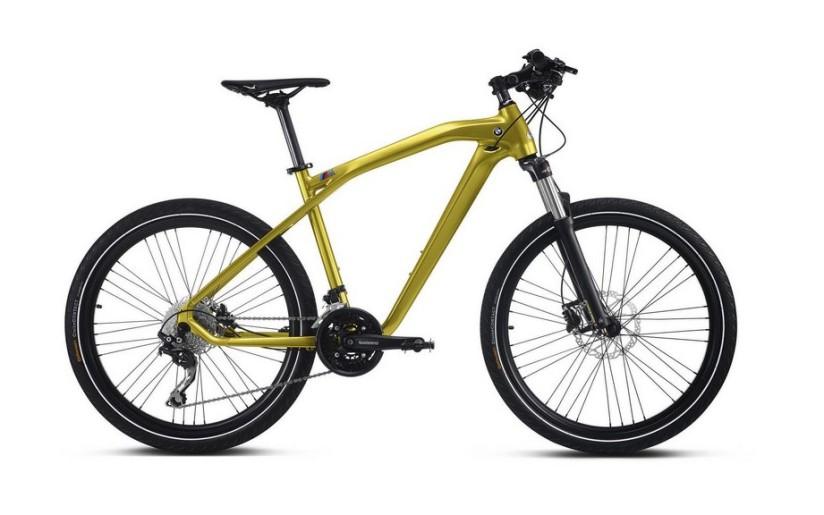 BMW Cruise M-Bike, la bicicleta más exclusiva de BMW