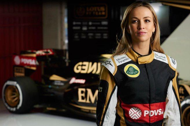 Carmen Jordá, favorable a la propuesta de Ecclestone de una Fórmula 1 femenina