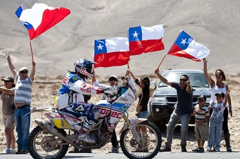 Chile no albergará el Rally Dakar 2016