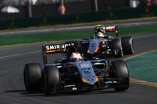 Force India admite retrasos importantes en el desarrollo y evolución del VJM08