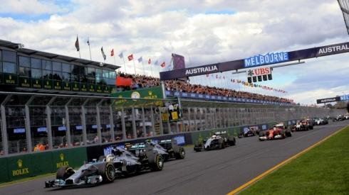 El calendario para 2016 podría arrancar en Australia el 3 de abril